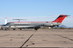 1_1H-DC-9-Just-arrived-at-Marrina-for-the-last-time-N19-RW
